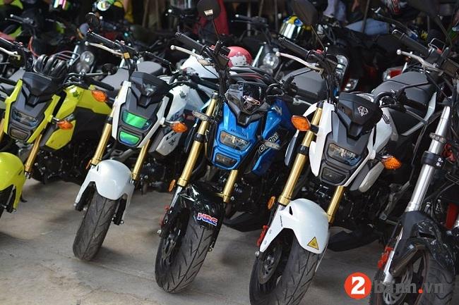 Top những mẫu xe mô tô cho nữ giá rẻ nên mua hiện nay tại việt nam - 2