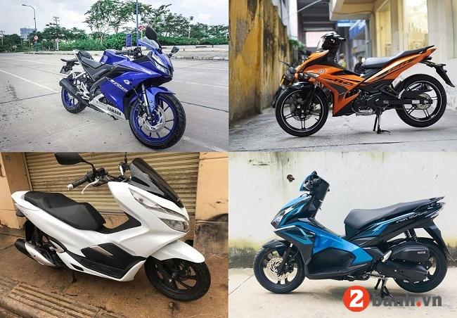 Top những mẫu xe máy mới 2018 đáng chú ý tại việt nam - 1