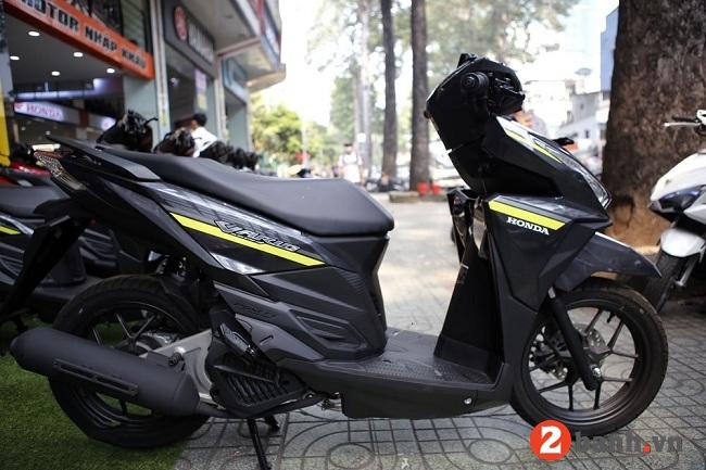 Giá xe vario 125 mới nhất tháng 072018 tại đại lý việt nam - 1