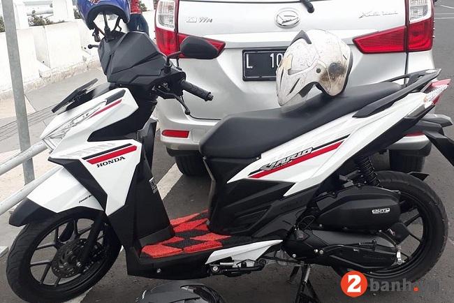 Giá xe vario 125 mới nhất tháng 072018 tại đại lý việt nam - 4