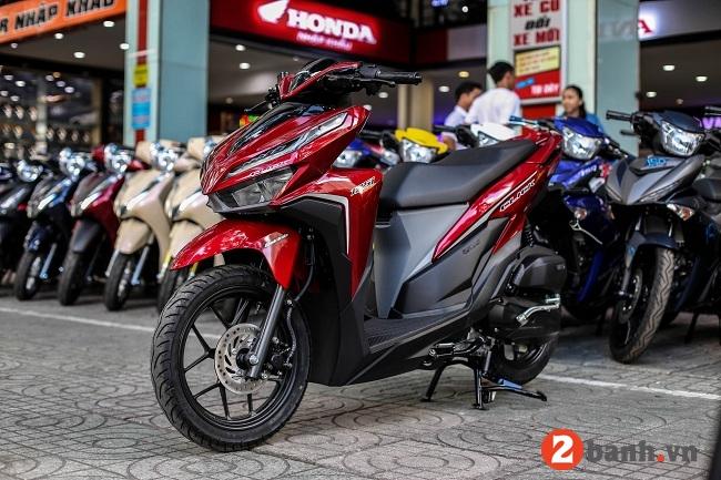 Giá xe click thái 2018 mới nhất hôm nay tháng 10 tại đại lý việt nam - 5