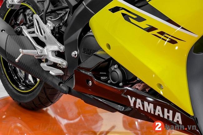 Giá xe r15 2020 mới nhất hôm nay tháng 12020 tại các đại lý yamaha - 6