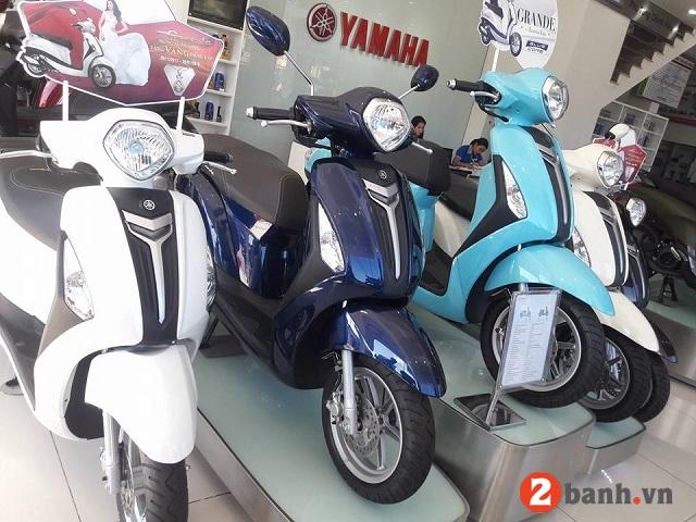 Bảng giá xe yamaha tháng 122018 mới nhất hôm nay - 9