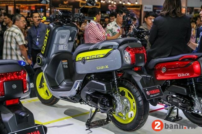Giá xe yamaha qbix 125 mới nhất hôm nay tại các đại lý - 3