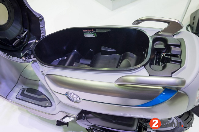 Giá xe yamaha qbix 125 mới nhất hôm nay tại các đại lý - 11