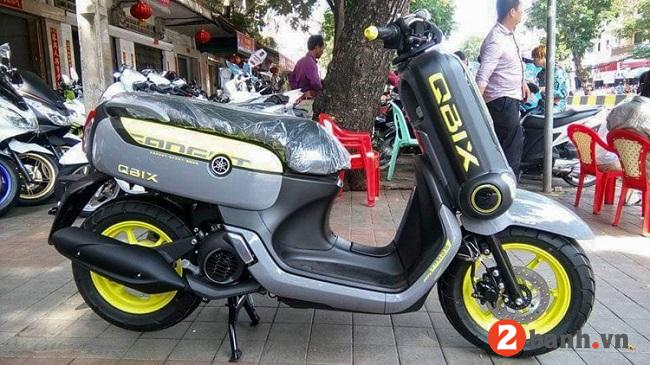 Giá xe yamaha qbix 125 mới nhất hôm nay tại các đại lý - 5