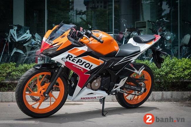 Top 7 mẫu xe moto thể thao giá rẻ đáng mua nhất hiện nay 2020 - 3