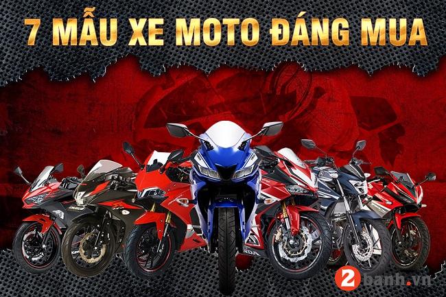 Top 7 mẫu xe moto thể thao giá rẻ đáng mua nhất hiện nay 2020 - 1