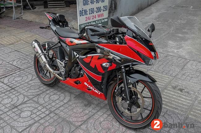 7 mẫu xe moto 150cc mới nhất 2019 tại thị trường việt nam - 11