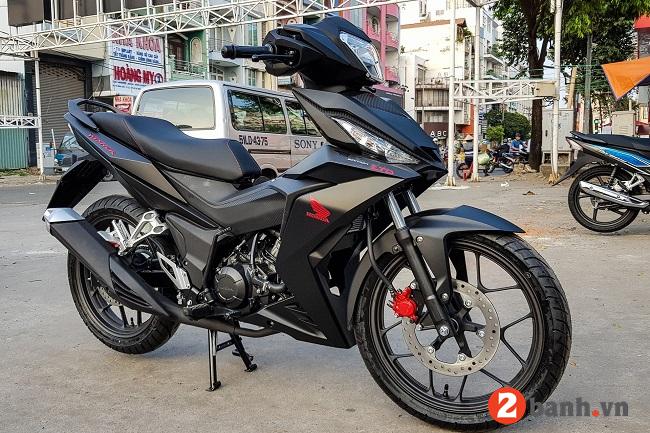 7 mẫu xe moto 150cc mới nhất 2019 tại thị trường việt nam - 5
