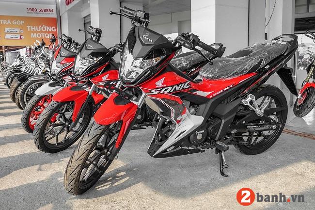 7 mẫu xe moto 150cc mới nhất 2019 tại thị trường việt nam - 8
