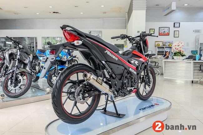 7 mẫu xe moto 150cc mới nhất 2019 tại thị trường việt nam - 7