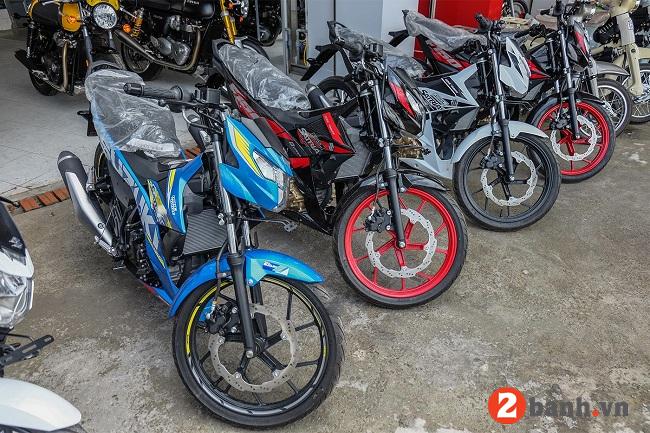 7 mẫu xe moto 150cc mới nhất 2019 tại thị trường việt nam - 2