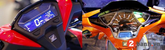 So sánh vario 125 và air blade 125 nên chọn mẫu xe nào - 9