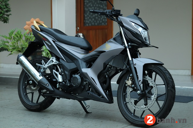 So sánh suzuki raider 150 vs honda sonic 150 - 2