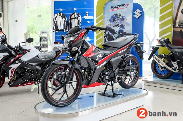 So sánh suzuki raider 150 vs honda sonic 150 - 3
