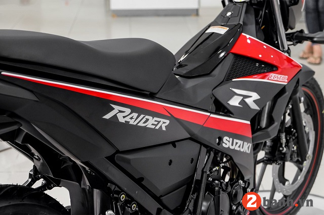 So sánh suzuki raider 150 vs honda sonic 150 - 8