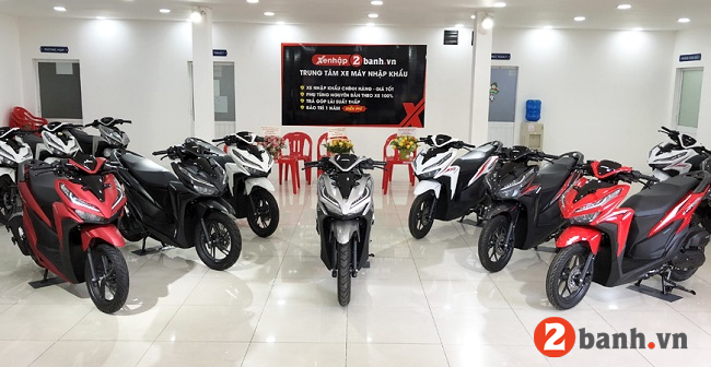 Giá xe vario 150 mới nhất tháng 22019 tại đại lý việt nam - 4