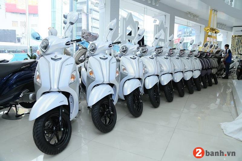 Giá xe grande 2019 mới nhất hôm nay tháng 22019 tại đại lý yamaha - 4