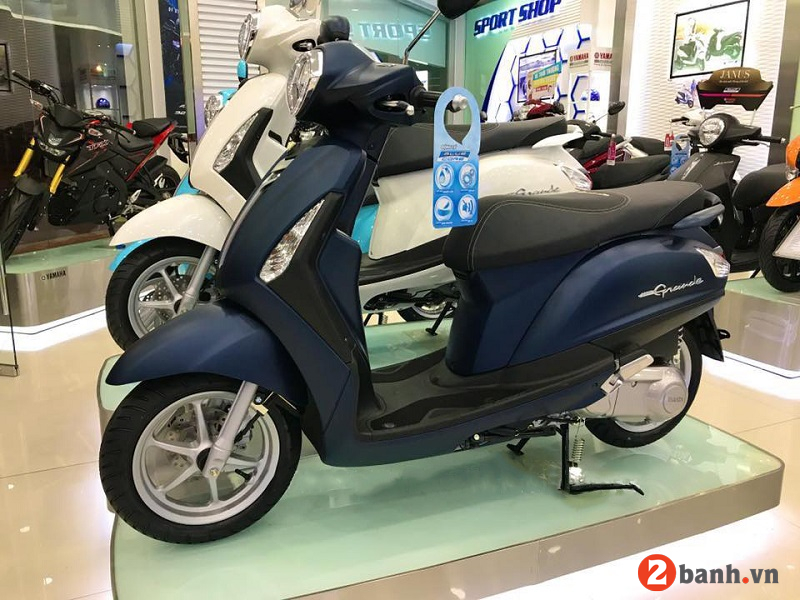 Giá xe grande 2019 mới nhất hôm nay tháng 22019 tại đại lý yamaha - 6