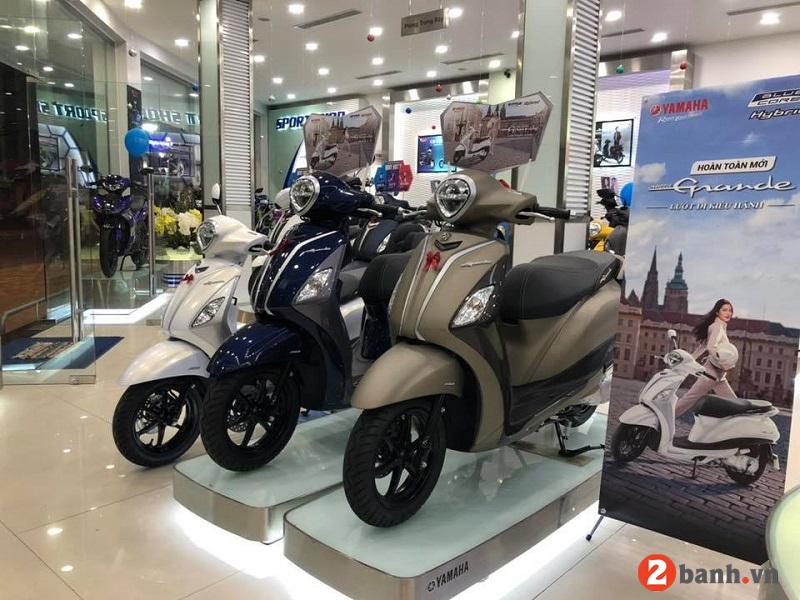 Giá xe grande 2019 mới nhất hôm nay tháng 22019 tại đại lý yamaha - 7