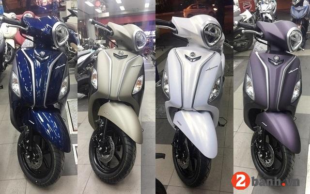 So sánh yamaha grande 2019 và sh mode 2019 nên mua xe nào - 2