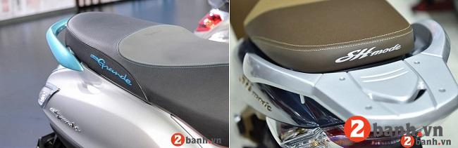 So sánh yamaha grande 2019 và sh mode 2019 nên mua xe nào - 14