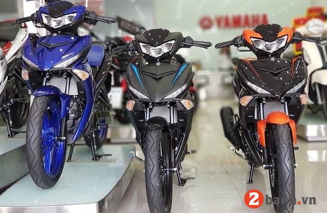 Giá xe exciter 150 mới nhất hôm nay tháng 32019 tại đại lý yamaha - 4