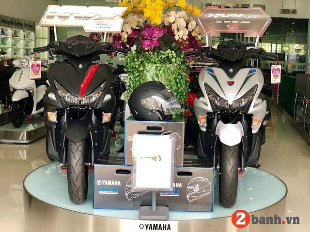 Giá xe nvx 2020 hôm nay mới nhất tháng 12020 tại đại lý yamaha - 7