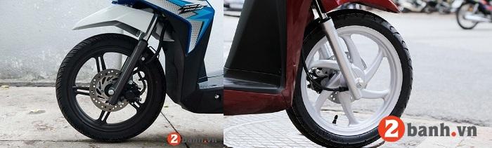 So sánh honda beat 2019 và vision 2019 nên mua mẫu xe tay ga nào - 14