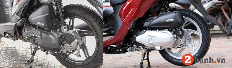 So sánh honda beat 2019 và vision 2019 nên mua mẫu xe tay ga nào - 5
