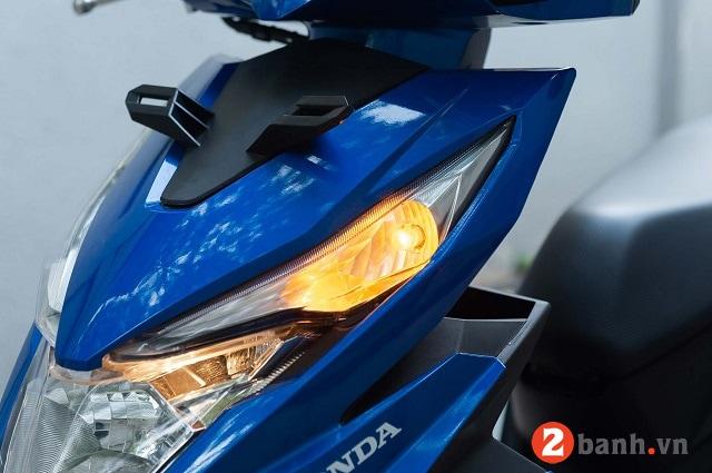 So sánh honda beat 2019 và vision 2019 nên mua mẫu xe tay ga nào - 8