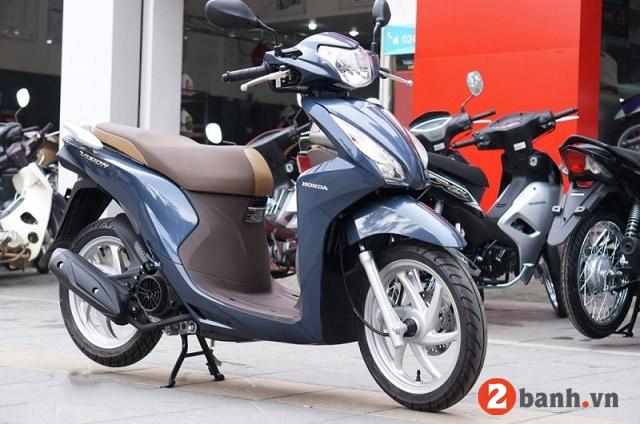 So sánh honda beat 2019 và vision 2019 nên mua mẫu xe tay ga nào - 2