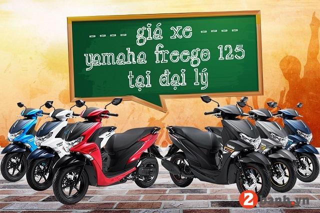 Giá xe freego 2019 mới nhất hôm nay tháng 72019 tại đại lý yamaha - 1