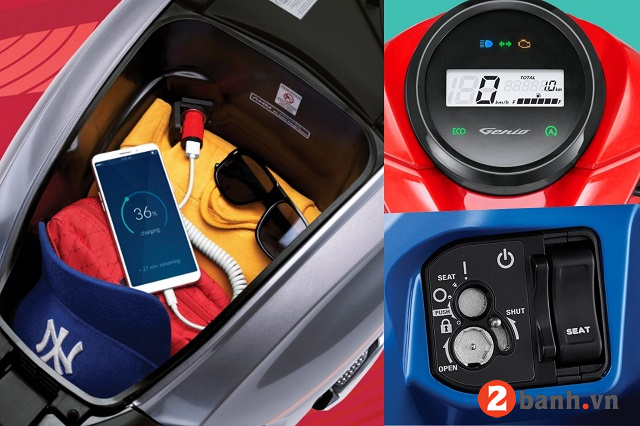 Giá xe honda genio 110 mới nhất hôm nay 2020 tại các đại lý - 9