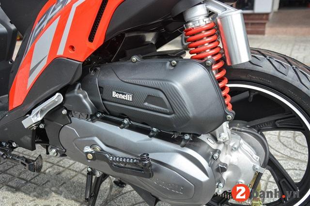 Giá xe benelli vz125i mới nhất hôm nay tháng 12020 tại đại lý việt nam - 7