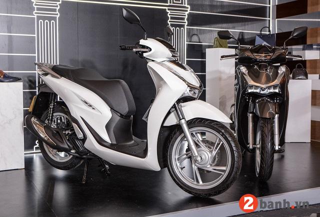 Giá xe sh 2020 mới nhất hôm nay tháng 22020 tại các đại lý honda - 4