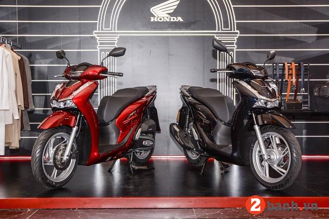 Giá xe sh 2020 mới nhất hôm nay tháng 22020 tại các đại lý honda - 3