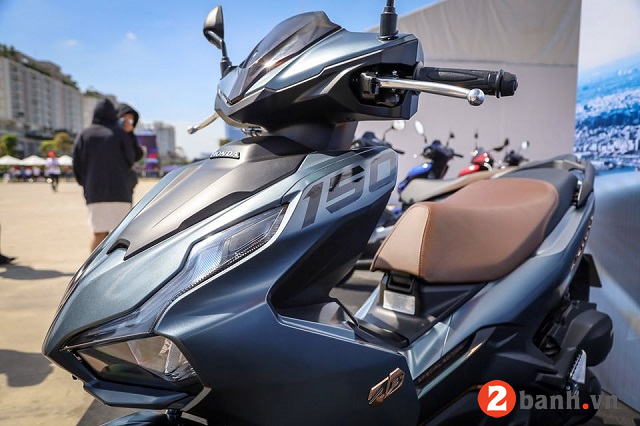 Giá xe air blade 2020 mới nhất hôm nay tháng 42020 tại đại lý  - 8