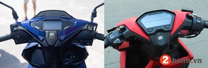 So sánh air blade 150 và vario 150 nhập khẩu nên mua xe nào - 11
