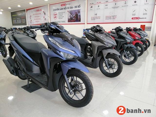 So sánh air blade 150 và vario 150 nhập khẩu nên mua xe nào - 3