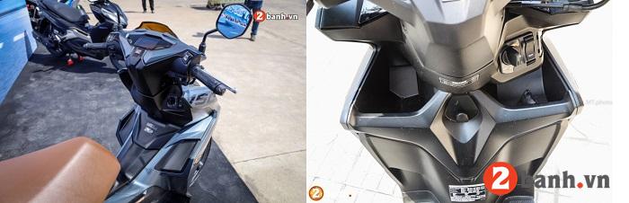 So sánh air blade 150 và vario 150 nhập khẩu nên mua xe nào - 14