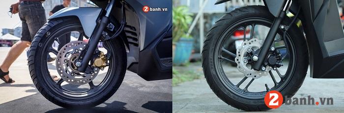 So sánh air blade 150 và vario 150 nhập khẩu nên mua xe nào - 17