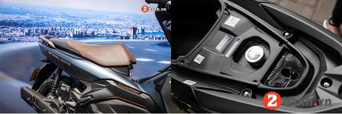 So sánh air blade 150 và vario 150 nhập khẩu nên mua xe nào - 13