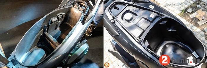So sánh air blade 150 và vario 150 nhập khẩu nên mua xe nào - 15