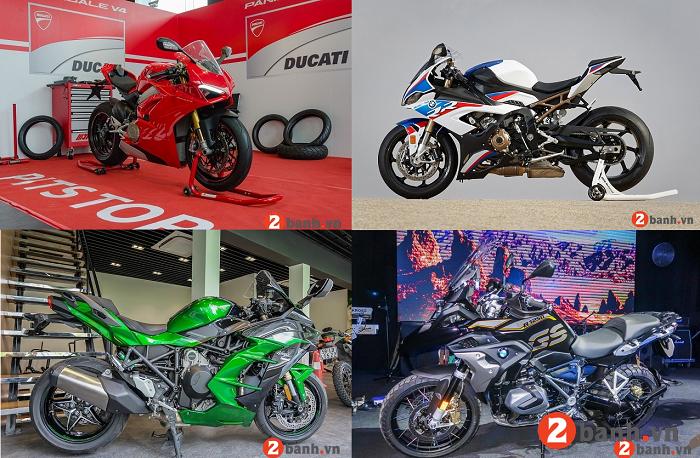 Top 6 xe mô tô đáng mua nhất năm 2020 - 1