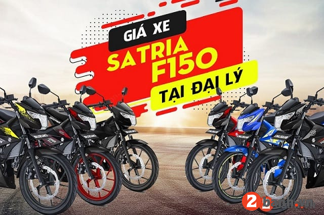 Giá xe satria f150 mới nhất hôm nay tháng 92021 tại việt nam - 1