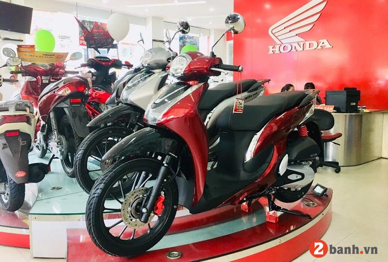 Giá xe sh mode 2021 mới nhất hôm nay tháng 82021 tại đại lý honda - 1