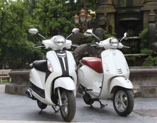 So sánh Nozza Grande vs Vespa Primavera