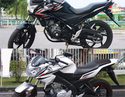 So sánh Yamaha FZ150i vs Honda CB150R